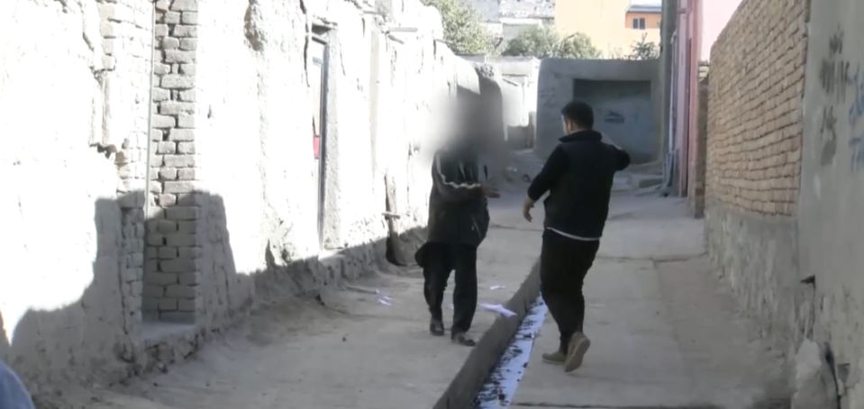مستند افشای هیروئین و چرس فروشیهای کابل