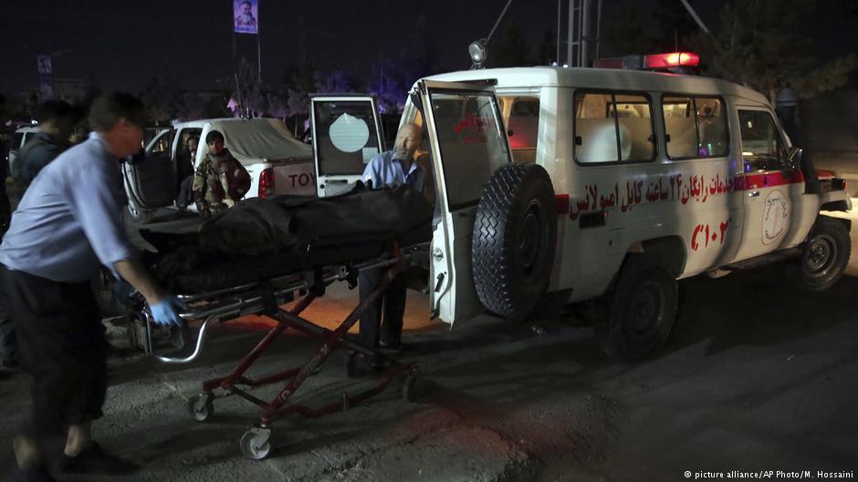 داعش مسئولیت حمله بر مسجد الزهرا در غرب کابل را به عهده گرفت