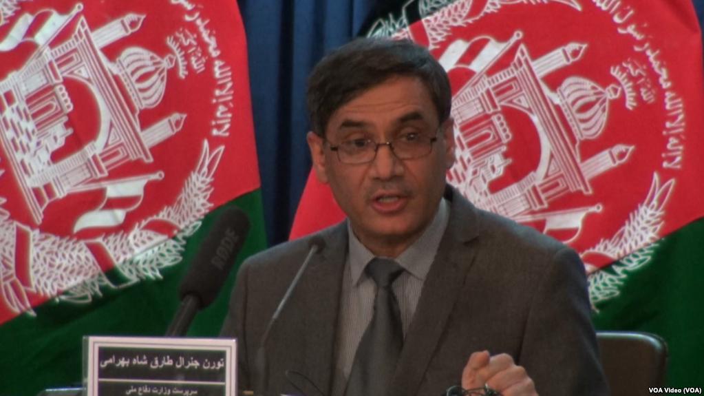 بهرامي: افغان کومانډویان د تورېبوړې لوړو څوکو ته رسیدلي