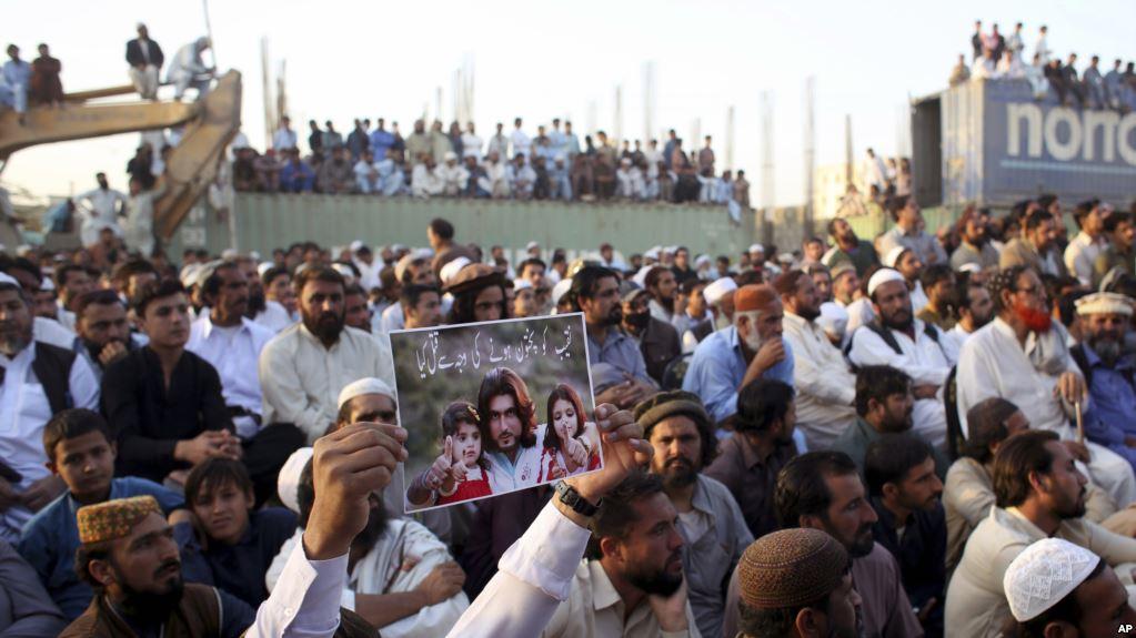 غني: پاکستان کې د پښتنو د احتجاج بشپړ ملاتړ کوم