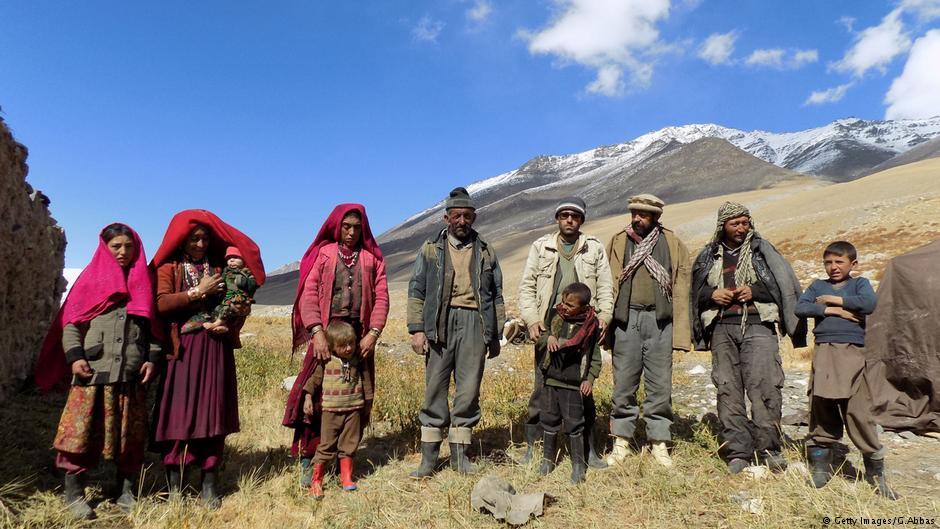 مردم دورافتاده ترین نقطه افغانستان که از جنگ و طالبان خبر ندارند