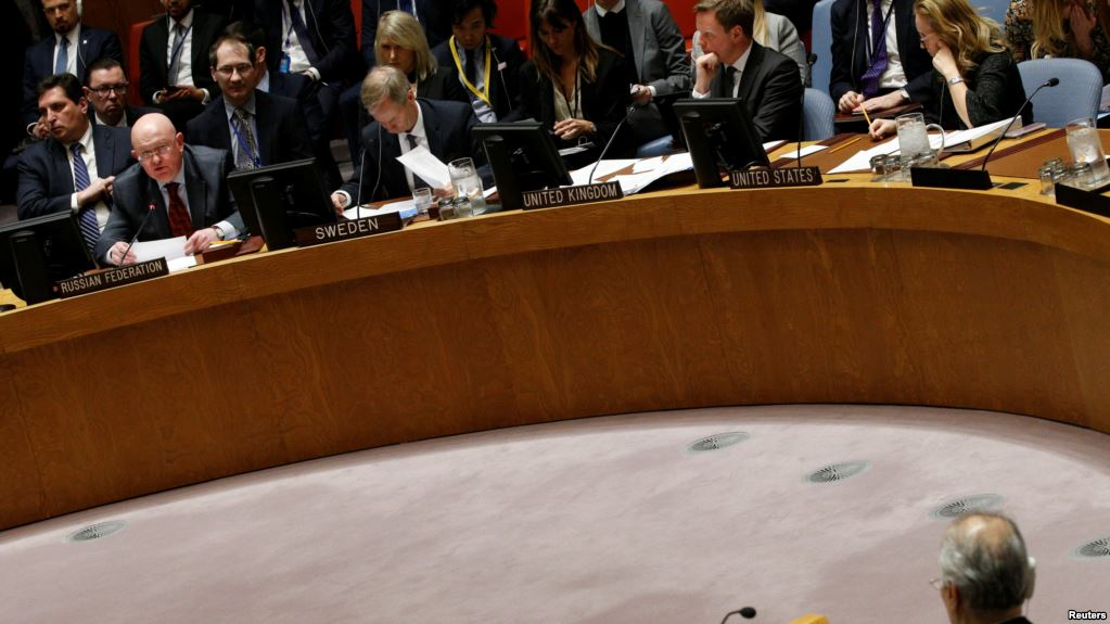 امنیت شورا د افغانستان په سوله کې د سیمه ییزو لوبغاړو پر همکارۍ ټینګار وکړ
