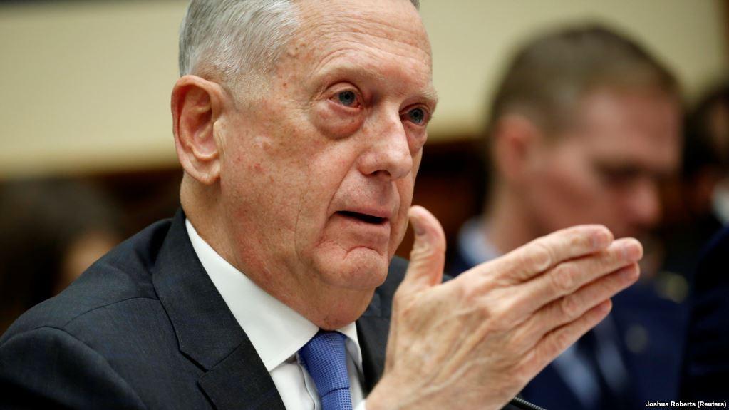د امریکا دفاع وزیر په یوه ناڅاپي سفر کابل ته راغلی