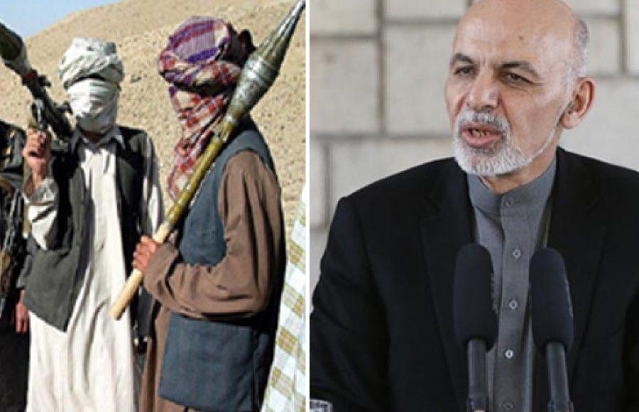 پاسخ طالبان به اشرفغنی؛ در انتخابات نمایشی و جعلی شرکت نمیکنیم