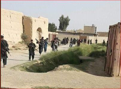 طالبان د لومړي ځل لپاره د فراه ښار ته په ننوتو بریالي شول