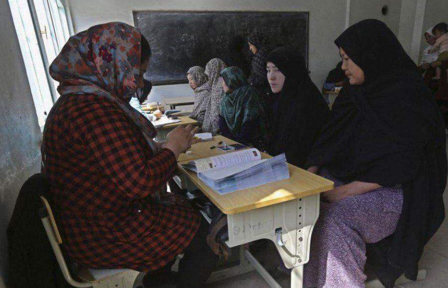 پایان روند ثبتنام رأیدهندگان در مراکز 33 ولایت/ با تأمین امنیت، روند ثبتنام در مناطق ناامن آغاز میشود