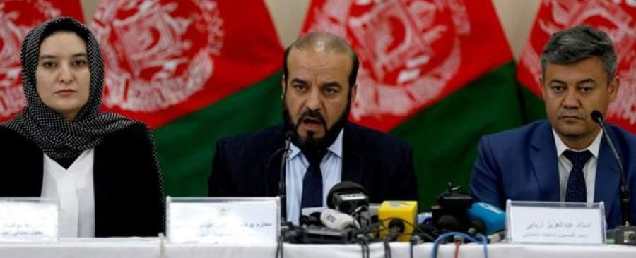 رییس کمیسیون انتخابات: چالش انتخابات غزنی در دو روز آینده حل خواهد شد