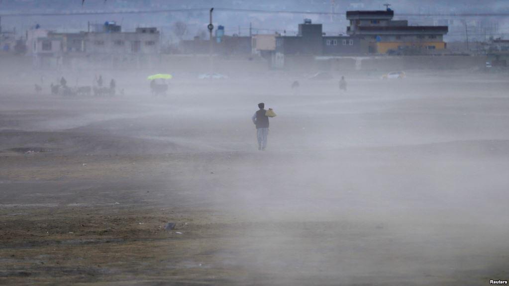 جرمن واچ، افغانستان د اقلیمي بدلون له امله په خطرناکو هېوادونو کې شمېرلی ۳ ساعته مخکې