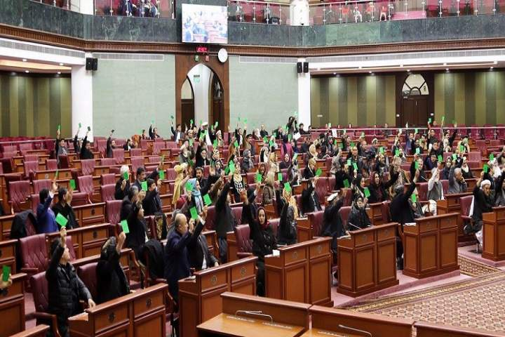 کارت سبز نمایندگان مجلس به بازبینی پیمان امنیتی با امریکا