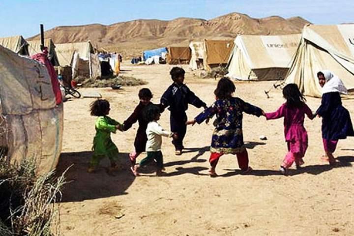 سازمان ملل: ۲۵۰ هزار افغان در سال جاری میلادی، آواره شدهاند