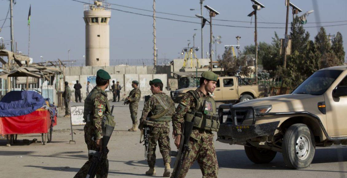 دو سرباز امریکایی در حمله به خودی در کابل کشته و زخمی شدند
