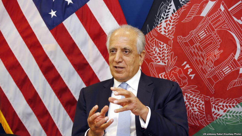 خلیلزاد: طالبان دې د اوربند پر سر خبرې وکړي