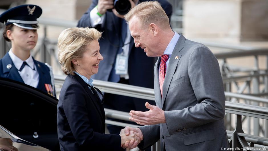 آلمان به نقش رهبری کننده امریکا در ماموریت افغانستان متکی است