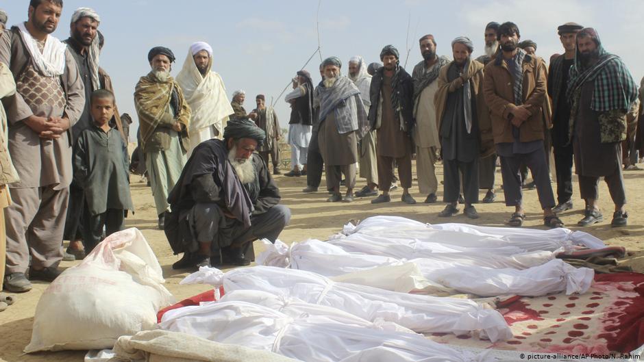 هفت کودک در انفجار ماین کارگذاری شده طالبان کشته شدند