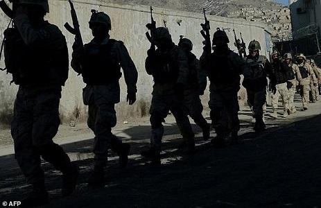 افغان او بهرنیو ځواکونو په غزني کې ۳۳ پاکستانیان ووژل