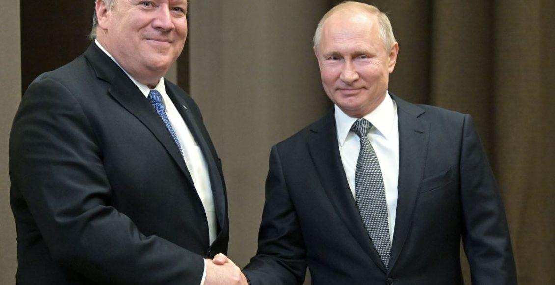 نیاز است تا امریکا و روسیه با همدیگر توازن قدرت را در افغانستان ایجاد کنند