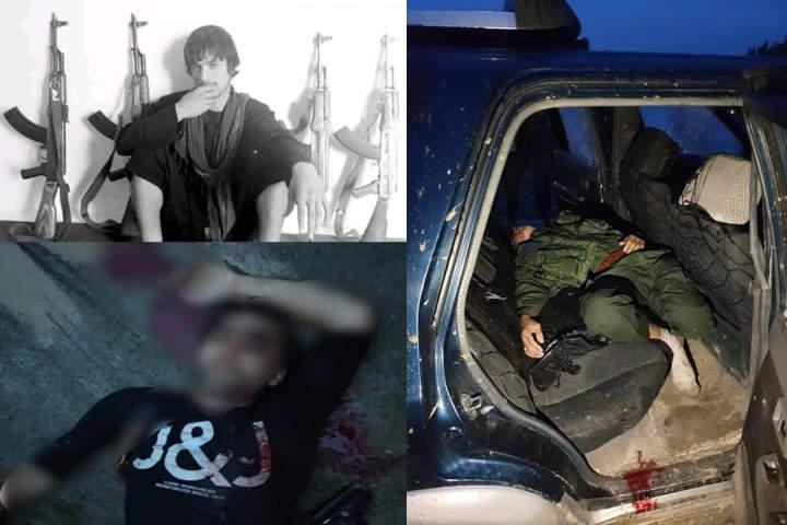 عنایت قیچی؛ سرگروه یکی از خطرناکترین شبکه جرمی در کابل کشته شد