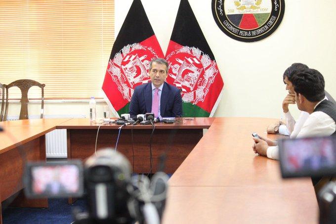 دولت افغانستان و جامعه جهانی متعهد به برگزاری انتخابات هستند/ به دنبال برقراری صلح با عزت و دوامدار هستیم