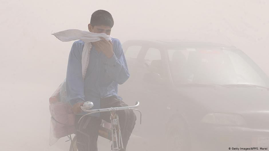 آلودگی هوای کابل ممکن است مرگبارتر از جنگ باشد