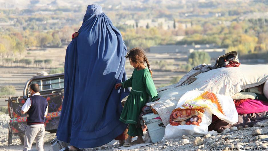 سازمان ملل: بیش از ۳۷۵ هزار نفر در افغانستان بیجا شده اند