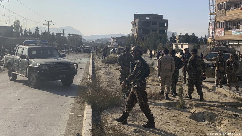 شلیک برموتر مأموران استخبارات افغانستان دوکشته برجا ماند