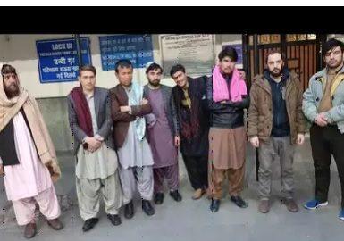 یو لوی شرم: په هندوستان کې ۷ افغان اتباع له ۱۷۷ کپسول هیرویینو سره ونیول شول