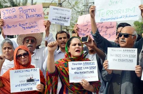 ثنا اعجاز: د پاکستان پوځ ګواښلي وو چې د بنو جلسه به نه کوئ