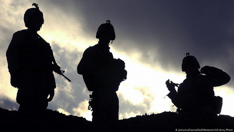 سرباز امریکایی به اتهام سرقت پول مبارزه با تروریسم در افغانستان اعتراف کرد