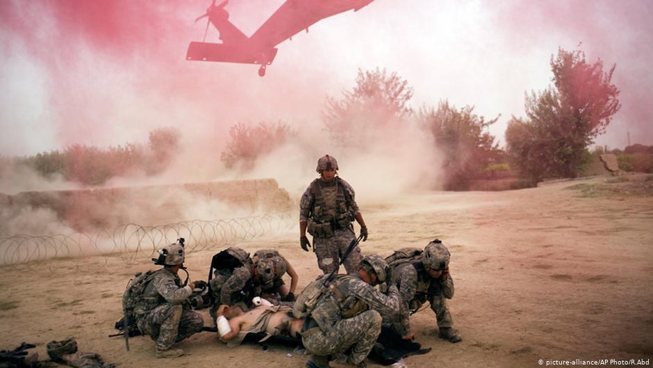 واشنگتن گزارش در مورد انعام از سوی روسیه برای حملات طالبان بالای امریکایی ها را رد کرد