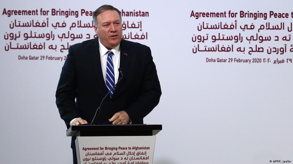 تاکید امریکا بر رهایی زندانیان باقی مانده طالبان