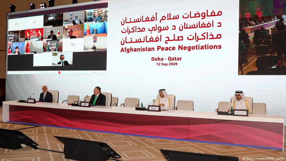 استقبال افغانها از آغاز مذاکرات بین الافغانی