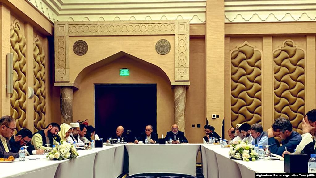 افغان مرکچي پلاوی: که جګړه شدت ومومي له طالبانو سره پر خبرو به بیا غور وکړو ۳ ساعته مخکې