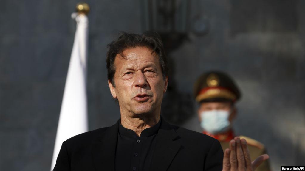 عمران خان وايي دې حساس وخت کې یې کابل ته سفر 'باور جوړول' دي