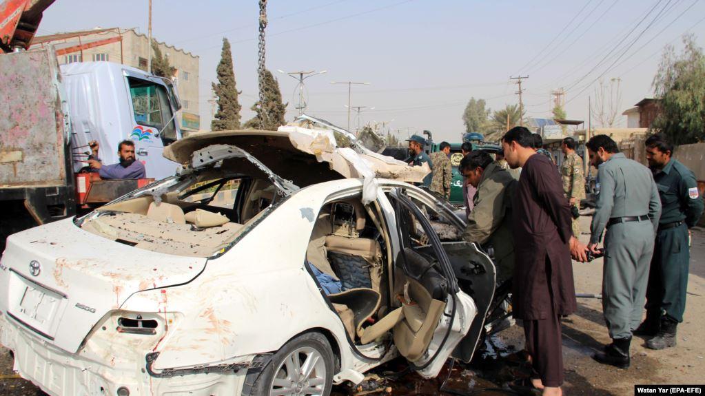 په افغانستان کې تاوتریخوالی؛ یوه ورځ کې ۲۷ ملکیان مړه او ټپيان شوي
