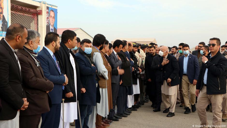 خبرنگاران هرات نشست خبری رئیس جمهور غنی را تحریم کردند