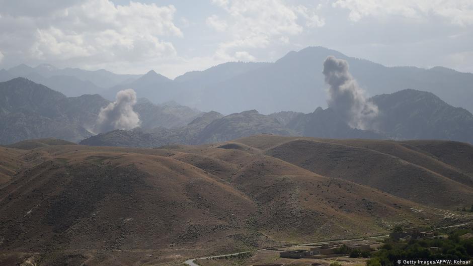 پنج غیرنظامی در حمله هوایی در جنوب افغانستان کشته شدند