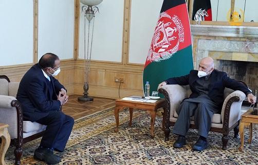 هند: له افغانستان سره په ګډو ګټو خبرو ته دوام ورکوو
