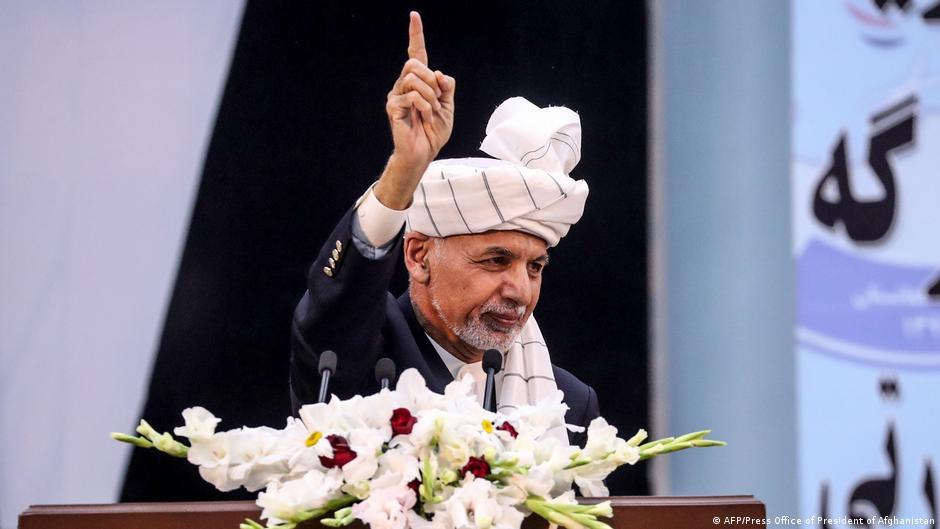 غنی: طالبان نیت و اراده صلح ندارند