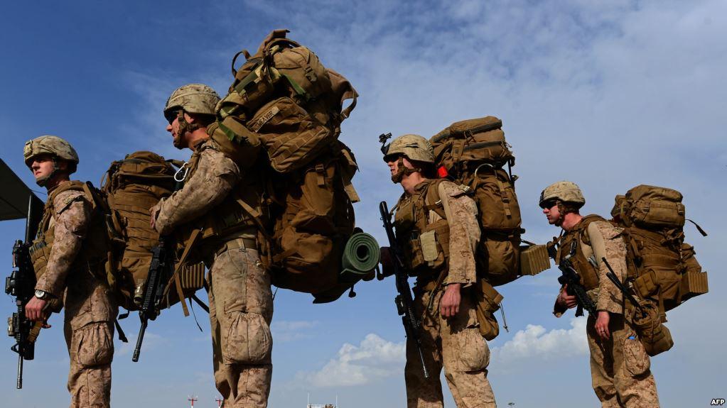 سربازان امریکایی پنج پایگاه نظامی در افغانستان را ترک کرده اند
