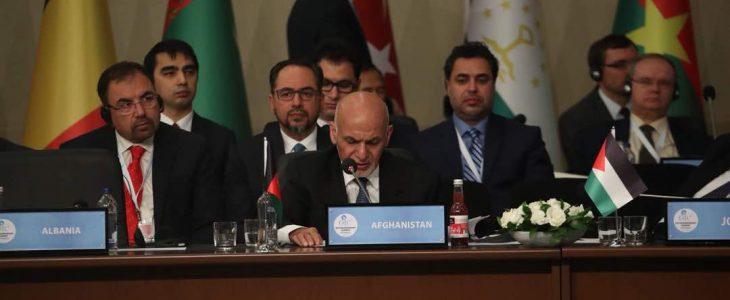 رئیس جمهور در نشست فوق العاده سران کشورهای اسلامی: مردم فلسطین بهخاطر داشتن حقوق اساسی سیاسی و بشری میمیرند/ گفتگوی تمدن اسلامی با دیگر تمدنها ضروریست