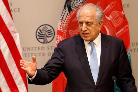 خلیلزاد: که طالبان سوله ونکړي، جمهوریت غوښتونکو افغانانو سره درېږو