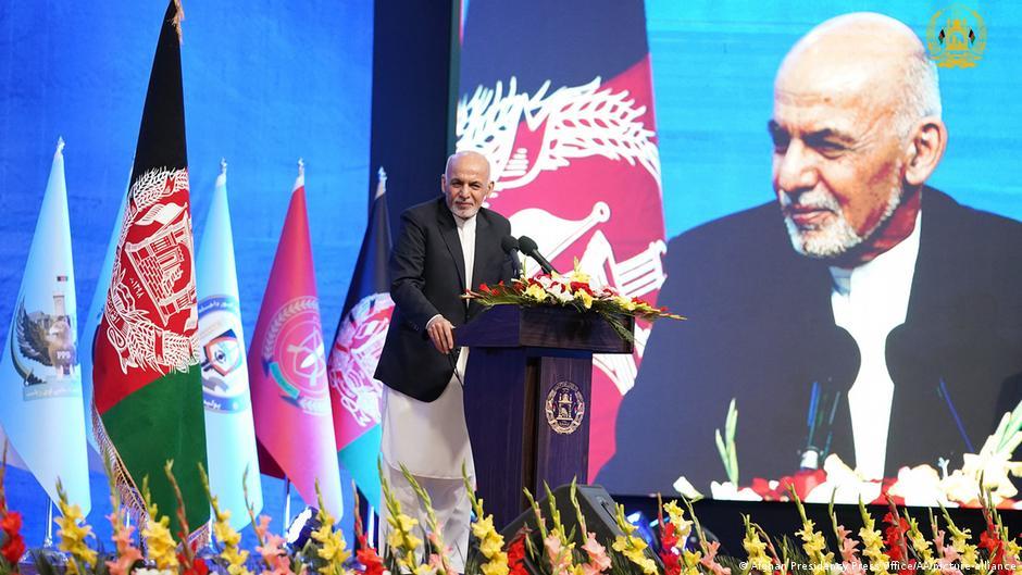رئیس جمهور افغانستان خواستار برگزاری لویه جرگه شد
