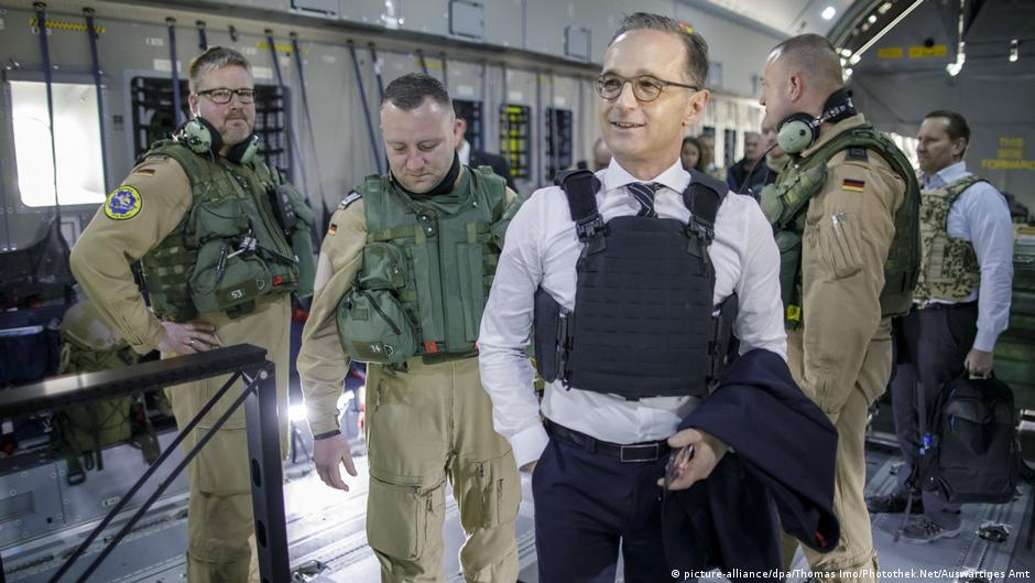 وزیر خارجه آلمان کمک های انکشافی برای افغانستان را وابسته به توافقنامه صلح عنوان کرده است