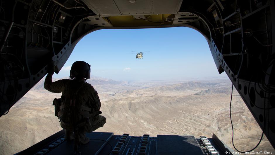 طالبان از شروع خروج نیروهای بینالمللی استقبال کردند
