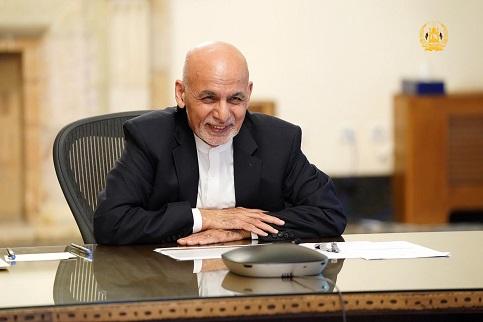 ولسمشر غني: افغانستان د سقوط په مرحله کې نه دی
