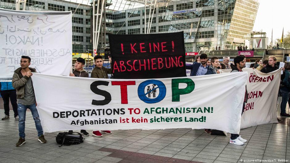 فراخوان اعتراضهای گسترده علیه اخراج پناهجویان افغان از آلمان
