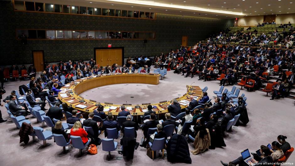 """طرح ایجاد """"منطقه امن"""" در کابل به شورای امنیت ارائه می شود"""
