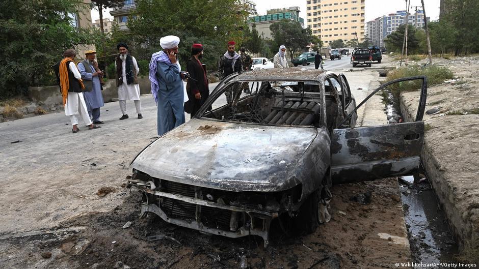 داعش مسئولیت حمله راکتی به میدان هوایی کابل را به عهده گرفت