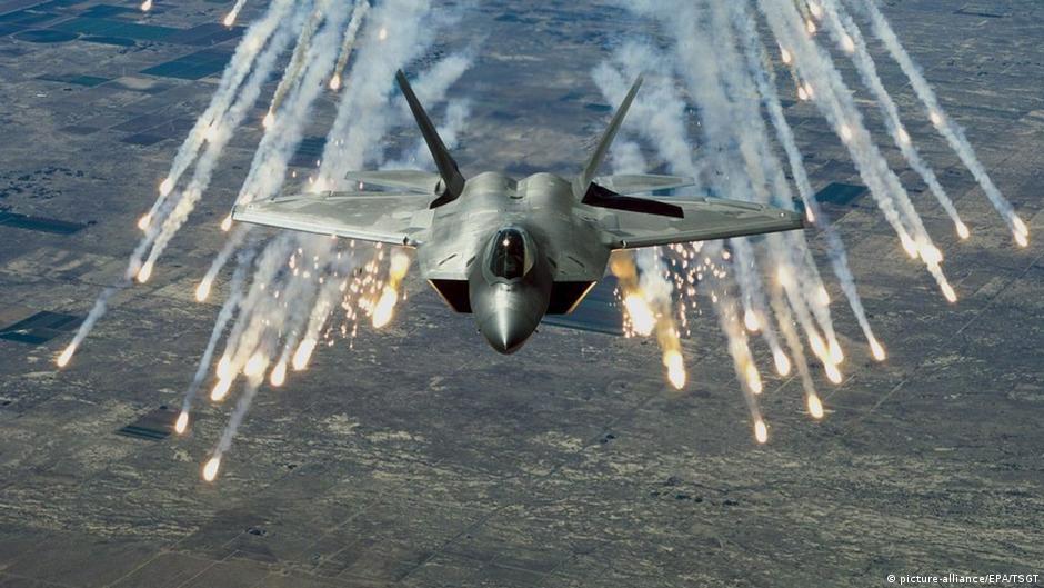 امریکا میخواهد با حملات هوایی القاعده را در افغانستان مهار کند