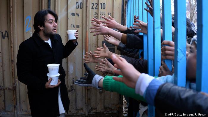 ۱۴ میلیون افغان را فقر و گرسنگی شدید تهدید می کند